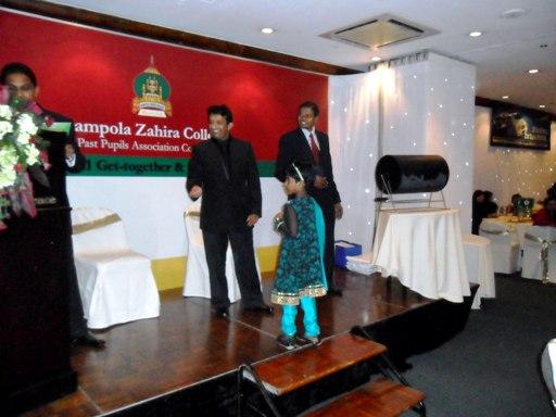ANNUAL DINNER Gampola Zahira College PPA-Colombo